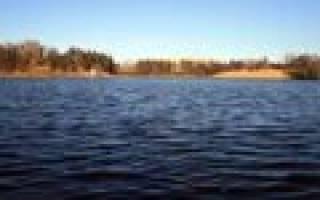 Суздальские озёра — место для рыбака