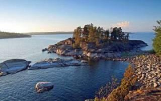 Ладожское озеро — место для рыбака
