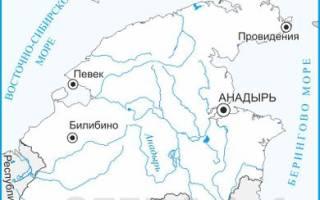 Великая (Чукотский автономный округ) — место для рыбака