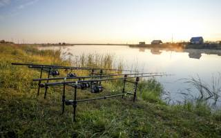Рыбалка на Корниловской балке