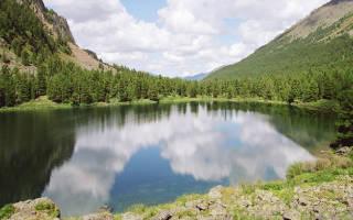 Озеро Уймень — место для рыбака