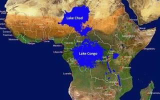 Большая Чада озеро — место для рыбака