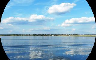 Марухское водохранилище — место для рыбака